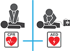 first aid cpr and aed training course