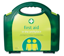 Workplace first aid 20