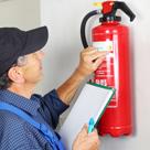 checking extinguisher details shrunk