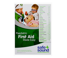 paediatric first aid book