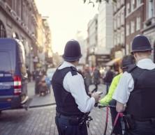 London Police terrorism